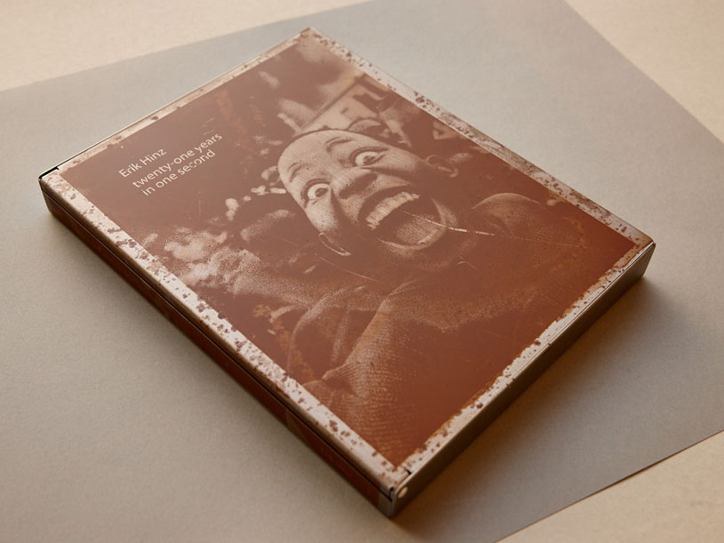 photobook collectors editon, twenty-one years in one second, Erik Hinz, 02