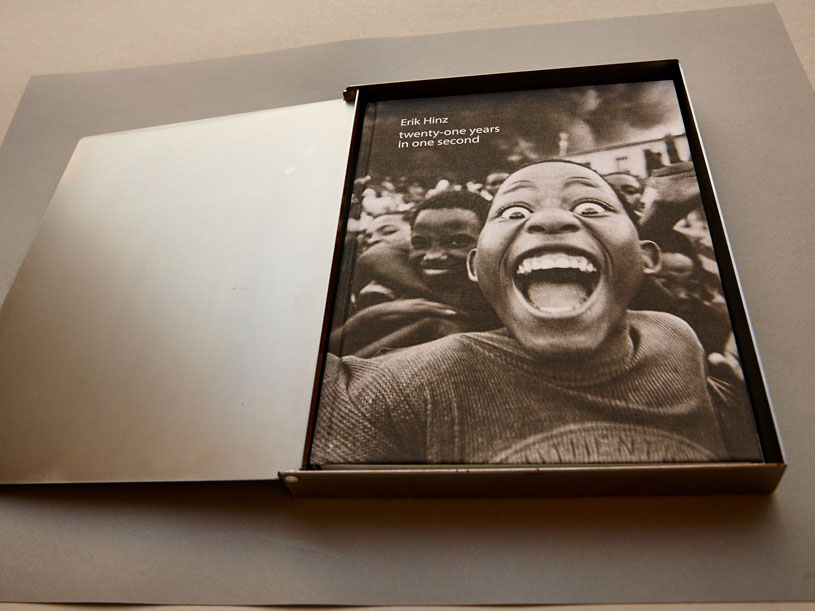 photobook collectors editon, twenty-one years in one second, Erik Hinz, 09